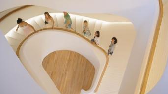 Bahrain Stairs